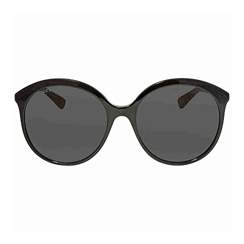 Gucci Black Round Sunglasses Lens Category 3 Size 59mm
