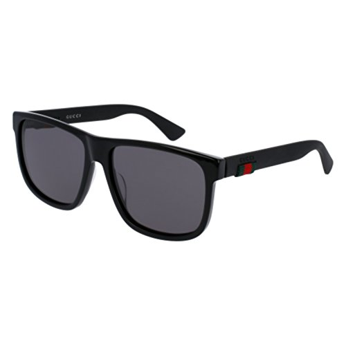 Gucci GG BLACK/GREY Sunglasses