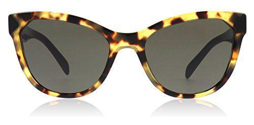 Prada Tortoise / Black Cats Eyes Sunglasses Lens Category
