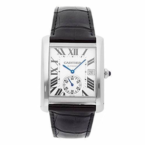 Cartier Tank MC automatic-self-wind mens Watch (Certified Pre-owned)