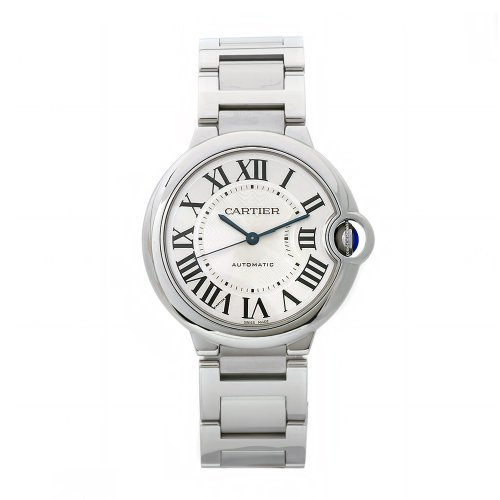 Cartier Women's Ballon Bleu Stainless Steel Watch