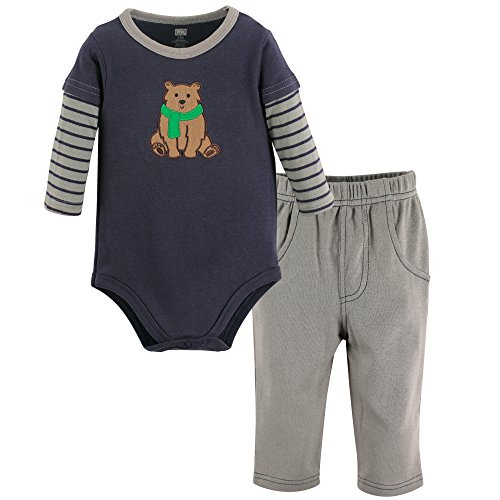 Hudson Baby Baby Bodysuit and Pant Set, Bear, 9-12 MonthsHudson Baby Baby Bodysuit and Pant Set, Bear, 9-12 MonthsHudson Baby Baby Bodysuit and Pant Set, Bear, 9-12 MonthsHudson Baby Baby Bodysuit and Pant Set, Bear, 9-12 MonthsHudson Baby Baby Bodysuit and Pant Set, Bear, 9-12 Months