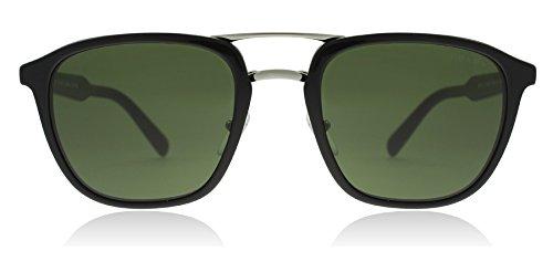 Prada Men's Black/Green Sunglasses