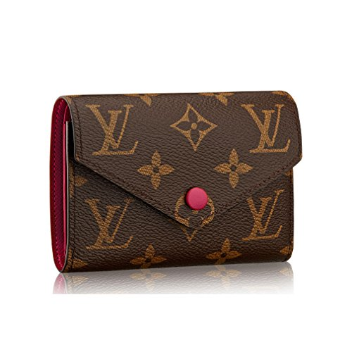 Louis Vuitton Monogram Canvas Victorine Wallet Article