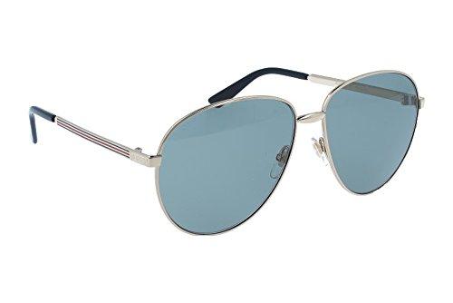 Gucci GOLD / GREEN Sunglasses