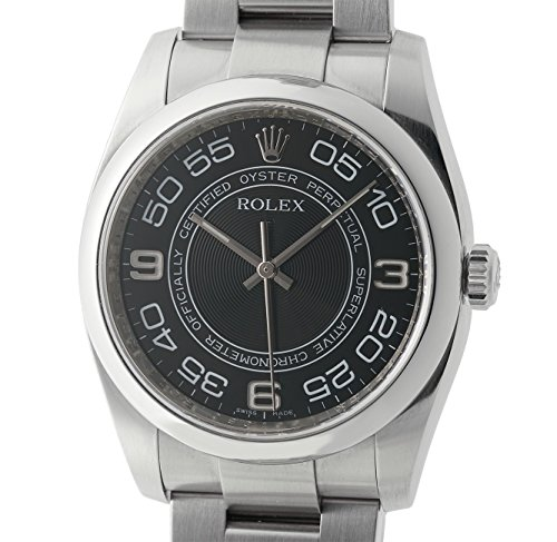Rolex Oyster Perpetual automatic-self-wind mens Watch (Certified Pre-owned)