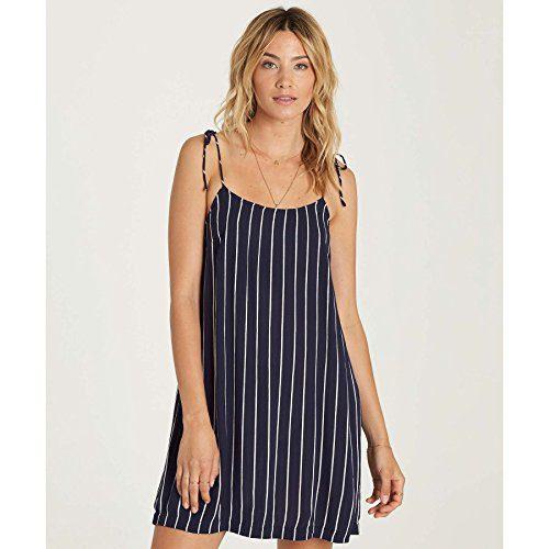 Billabong Junior's Night Out Dress, Deep Sea, XS