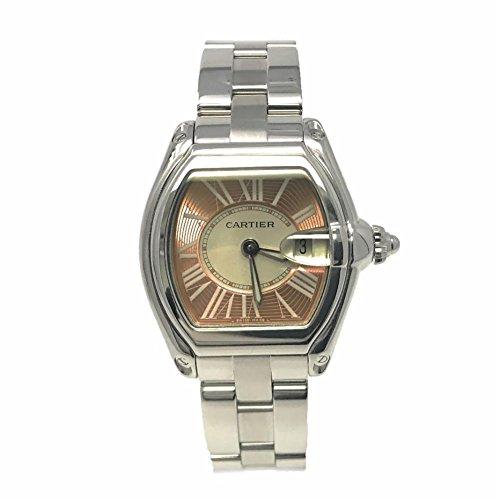 Cartier Roadster swiss-quartz womens Watch (Certified Pre-owned)