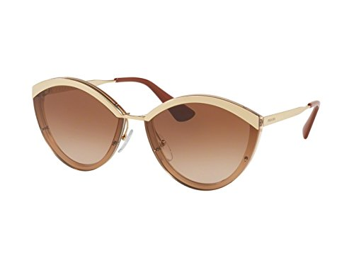 Sunglasses Prada SAND GOLD/BROWN