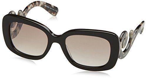 Prada Sunglasses , Brown, 54mm