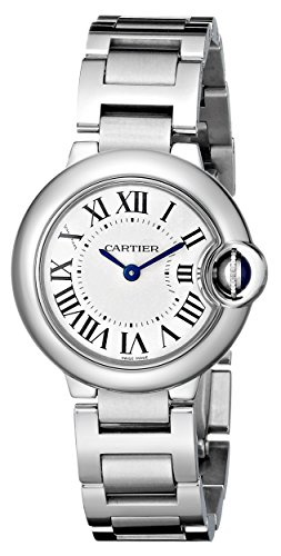 Cartier Women's Ballon Bleu Stainless Steel Dress Watch