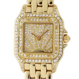 Cartier Panthere de Cartier quartz womens Watch (Certified Pre-owned)