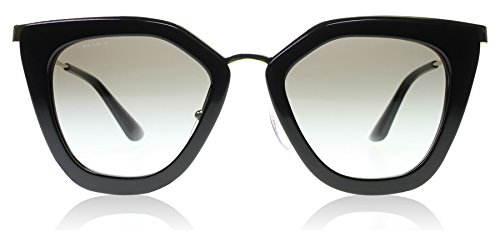 Prada Women's Black/Grey Gradient