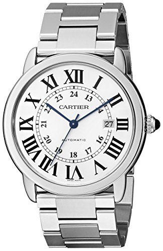 Cartier Men's Ronde Solo Stainless Steel Watch
