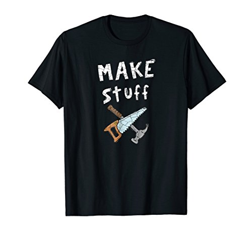 Make Stuff Cool Handyman T-Shirt For Skilled People