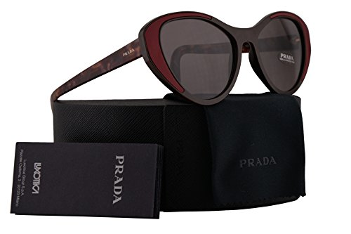 Prada Sunglasses Brown w/Violet 55mm Lens