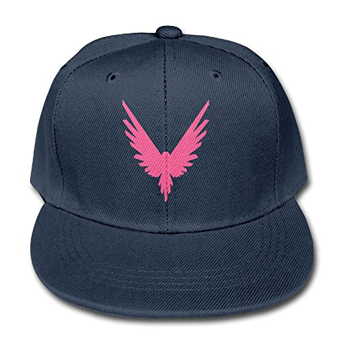 Kddcasdrin Logan Paul Logo Maverick Pink Adjustable Cotton Baseball Cap for Kid