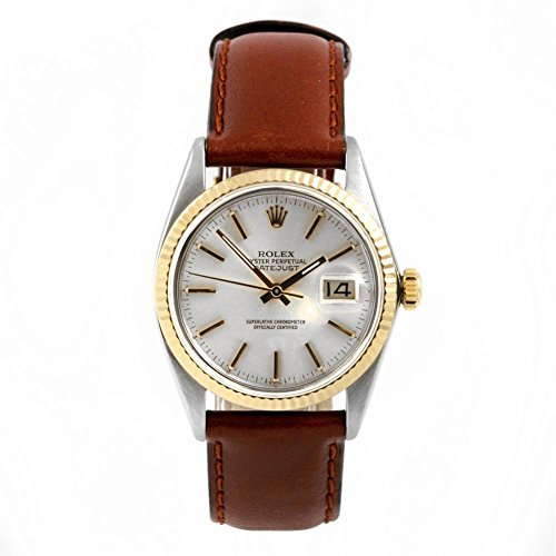 Rolex Datejust swiss-automatic male Watch (Certified Pre-owned)