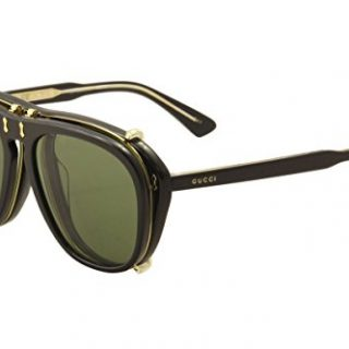 Gucci GG BLACK/GREEN Sunglasses