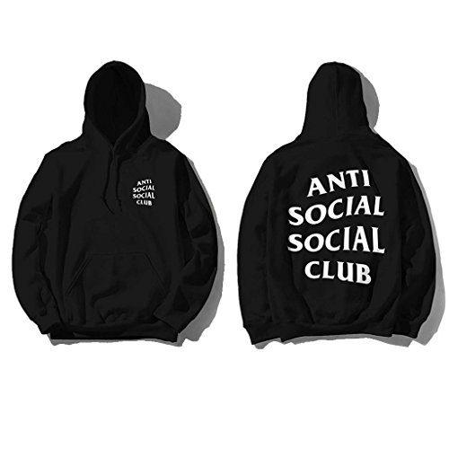 Wildthornco Anti Social Hoodie