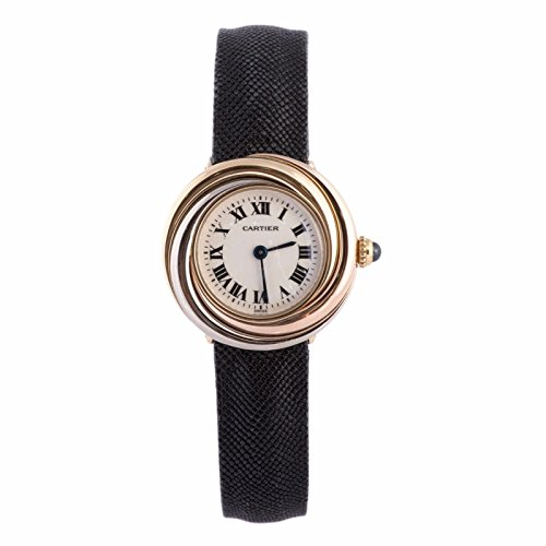 Cartier Trinity Automatic-self-Wind Womens Watch (Certified Pre-Owned)