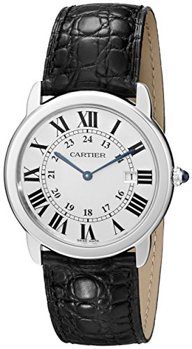 Cartier Ronde Solo Men's Steel Watch