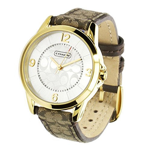 Coach Ladies Watch Swiss Luxury Analog Casual Quartz Watch