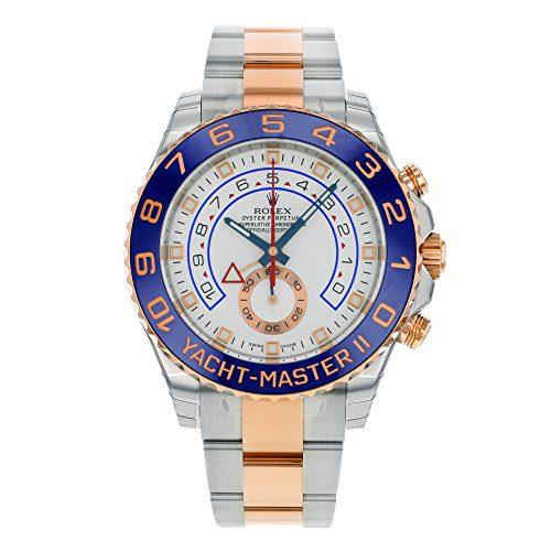 Rolex Yacht-Master II Steel & 18K Pink Gold Automatic Men's Watch