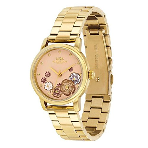 Coach Ladies Coach Grand Analog Business Quartz