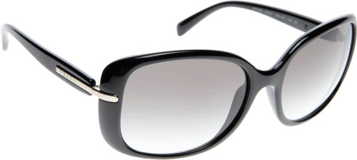 Prada Sunglasses - PR08OS / Frame: Black Lens: Gray Gradient