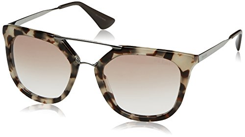 Prada Women's Brown/Brown Gradient Sunglasses