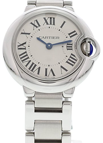 Cartier Ballon Bleu Quartz Female Watch (Certified Pre-Owned)