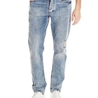 Calvin Klein Jeans Men's Slim Fit Denim Jean, Beach Side, 32x30