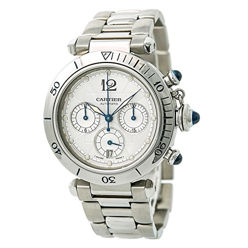 Cartier Pasha Automatic-self-Wind Male Watch(Certified Pre-Owned)