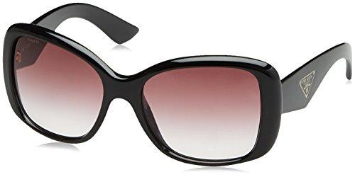 Prada Womens Sunglasses - Size: 57-17-140 - Color Shiny Black