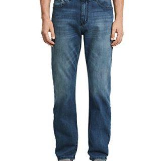 Calvin Klein Jeans Men's Relaxed Straight Leg Jean, Cove, 34x32
