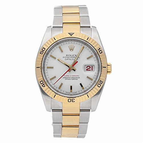 Rolex Datejust automatic-self-wind mens Watch (Certified Pre-owned)