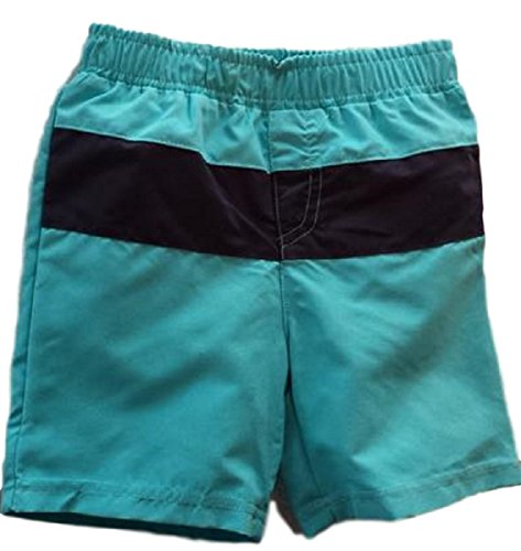 Infant Boy's Fashion Swim Trunks (24 Mos, Blue)