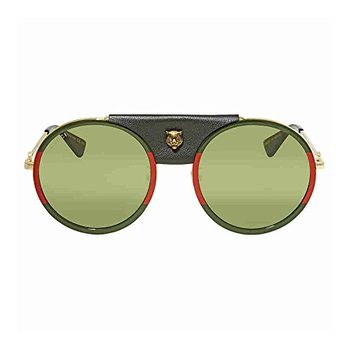 Gucci Green Sunglasses