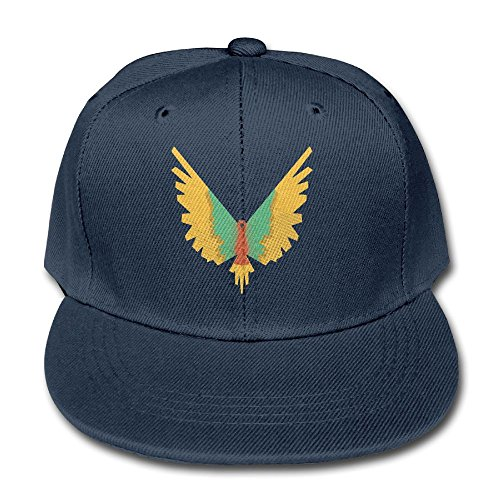 Kddcasdrin Maverick Logo Adjustable Cotton Baseball Cap for Children