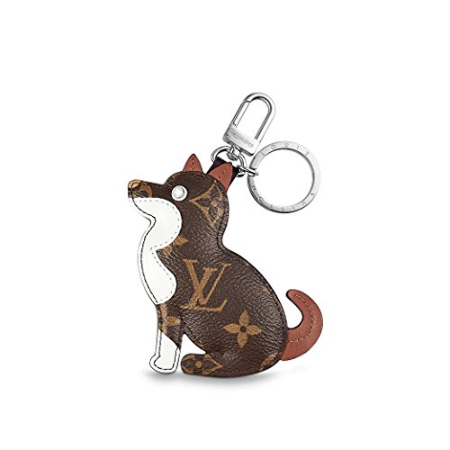 Louis Vuitton Dog Bag Charm and Key Holder
