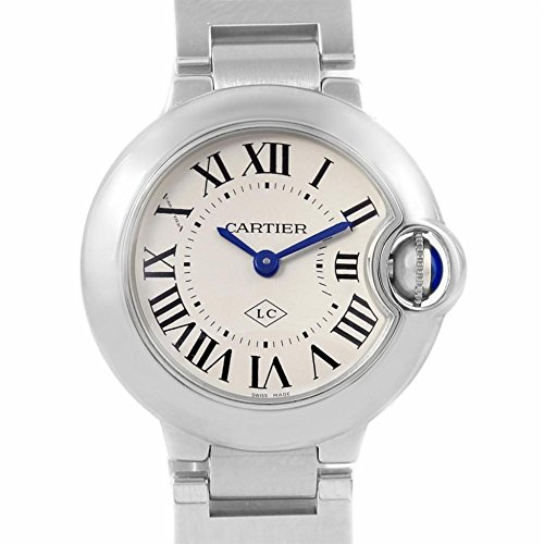 Cartier Ballon Bleu quartz womens Watch (Certified Pre-owned)