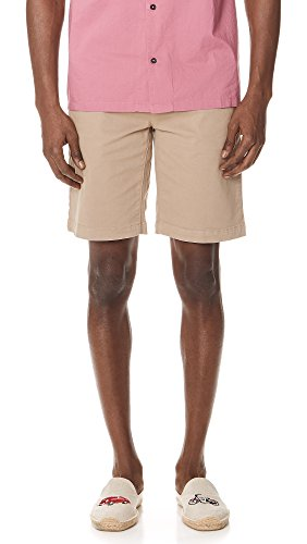 PAIGE Men's Thompson Short, Timberwolf, 32