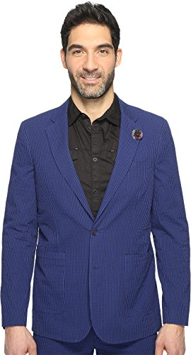 Robert Graham Men's Barito Jacket Navy Outerwear