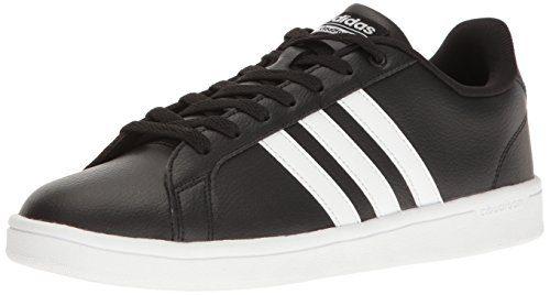 adidas Performance Men's Swift Run Shoes,Black/White/White,12 M US