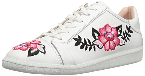 Kate Spade New York Women's Everhart Sneaker, White, 7 Medium US