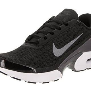 Nike Womens Air Max Jewel Running Trainers Sneakers Shoes (UK 5 us 7.5 EU 38.5, black white dark grey 001)