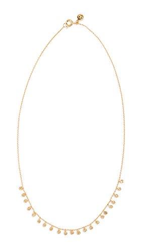 "Gorjana Chloe Mini Gold Necklace, 16"""