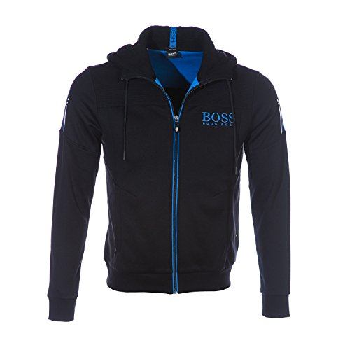 BOSS Saggy Sweat Top in Black L