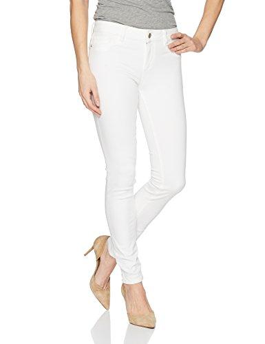 Women's Florence Instasculpt Skinny Jeans, Porcelain, 29